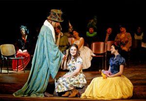 Samantha Gaul (Mary Joe), Ensemble, Love Life (Theater Freiburg)