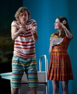 Samantha Gaul (Serpetta), Giulio Alvise Caselli, La finta giardiniera (Staatstheater Augsburg)