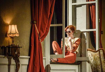 Samantha Gaul (Adele), Die Fledermaus (Theater Freiburg)