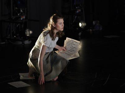 Samantha Gaul (Sophie Scholl), Weiße Rose (Staatstheater Augsburg)