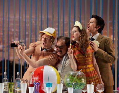 Samantha Gaul (Serpetta), Ensemble, La finta giardiniera (Staatstheater Augsburg)